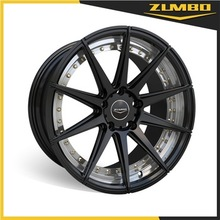 ZUMBO S0002 STAGGERED Car alloy aluminum wheel rim Piece Forged Concave Alloy Wheel For Luxury Car