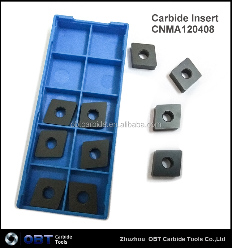 Carbide Turning Inserts for turning tools CNMA120408