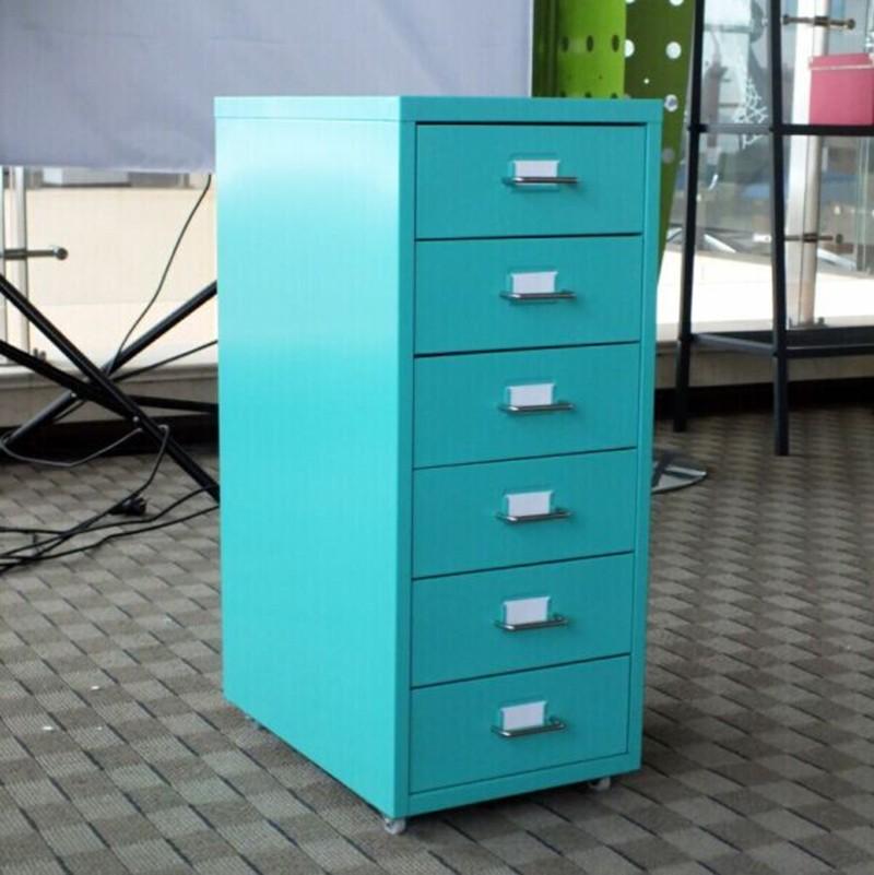 Luoyang Steel Metal 6 Drawer Godrej Office Furniture Used File Cabinets Sale
