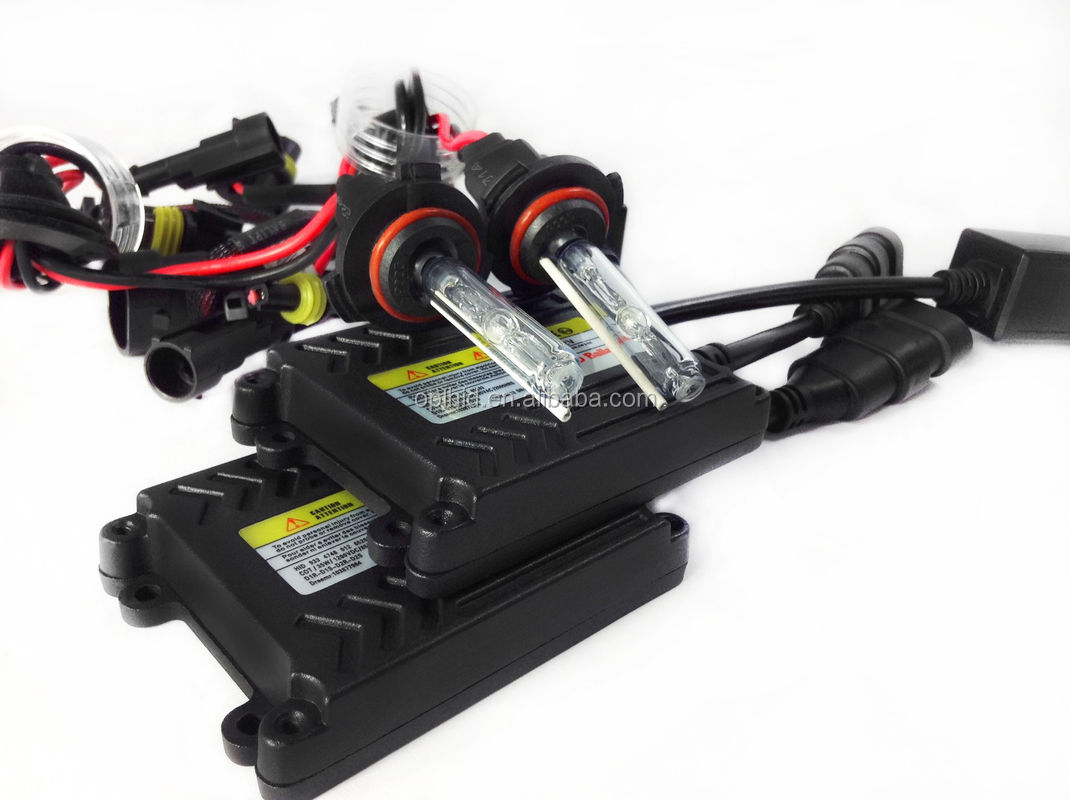 14months warranty kit car auto kit 12V/55W HB3 6000K H1 H3 H11 H7 HB4 HB3 slim canbus hid xenon ballast, led headlight kit