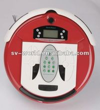 house sweeper vacuum auto multifunction robot automatic vacuum cleaner,2012 new and hottest mini robot cleaner