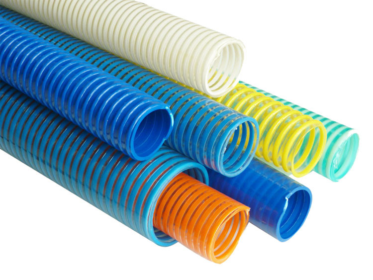 pvc suction hose pipe industrial compressor vacuum cleaner hose