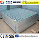 Hot dipped galvanized catwalk platform press lock steel grating (directly factory)