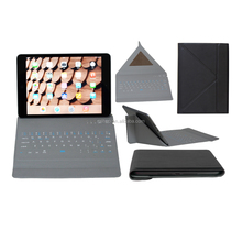 "arabic keyboard leather case for ipad case 2/3/4, 10.1"" tablet leather case with keyboard for dell tablet"