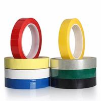 Hot sale different colors mara tape insulation Polyester mylar tape in adhesive industry