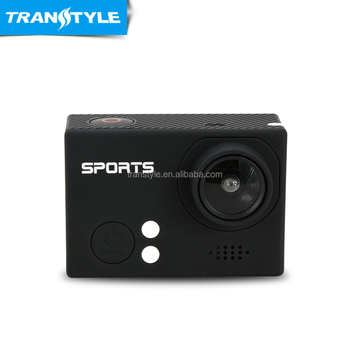 factory price! 140 degree wide angle 720p 2 inch screen 30 meters waterproof sports camera