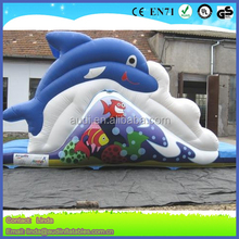 Kids Favorite Inflatabe water slide on sale
