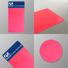 Fluorescence Pink Color Powder Coating