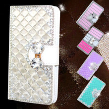 Extreme Deluxe Bling Diamante Bow Diamond Crystal Rhinestone Phone Case For iPhone 6 7 Plus 7+