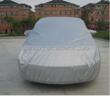 Cheap Universal PEVA waterproof coated hail protection car cover