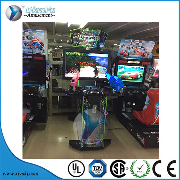arcade simulator 3 in 1 paradise lost aliean coin video game console the house of the dead game machine for sale