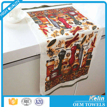 china supplier customized quality tea towel set for European