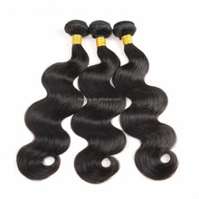 Hot Items 2017 Factory Wholeslae Cheap Hair Wave Grade 8A 100% Unprocessed Hair weaving
