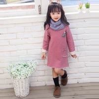 Korean Design Fashion Clothes Dress For Girl 5 Years New Style Frocks