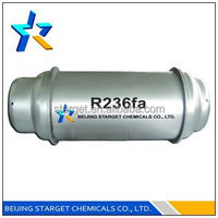 HFC-236fa in 800L refillable cylinder /R236FA with high level Y