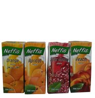 NEFFIS KIZIKLI Fruit Nectars 200 ml