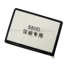 LCD Screen Protector For canon 550D