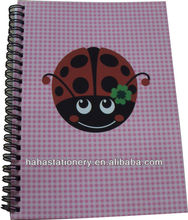 A4 Softcover Notebook,Whenzhou