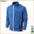 Custom male zipper stand collar cardigan sports jacket long-sleeved casual wear