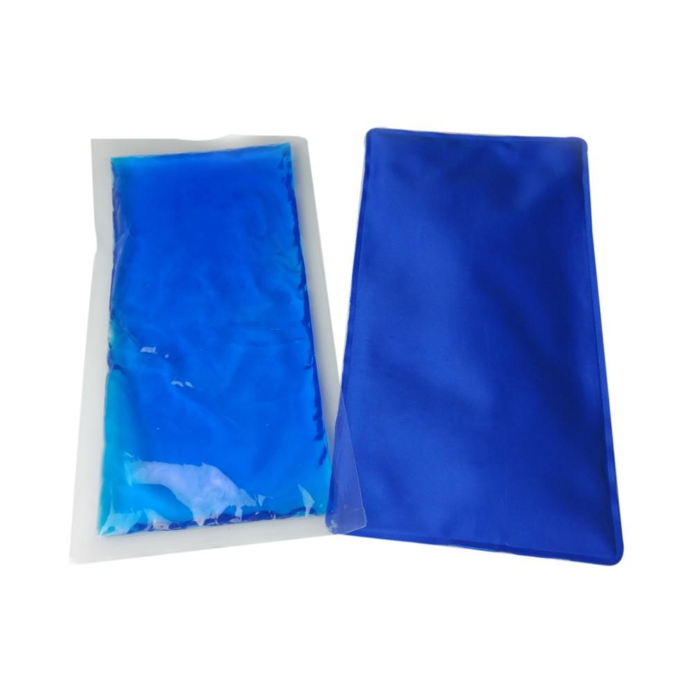 Cooling ice gel pack for food storage/first aid / hot and cold pack reusable