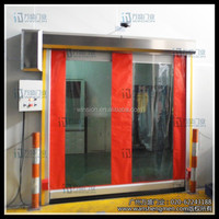 made in China automatic sliding vertical door
