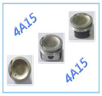 Good quality piston 4A15 used for TOYOTA engine