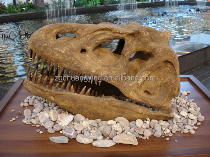 2018 Hot Sale Animal Skull Carving For Decoration