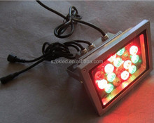 20 W High Power LED Floodlight, Internal DMX Decoder(Write code can modify the address)