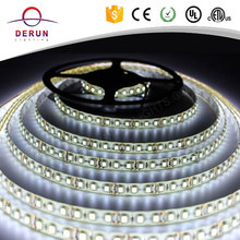 Shenzhen factory high light DC12V/24V SMD2835 strip led and led strip grow lights for indoor decoration