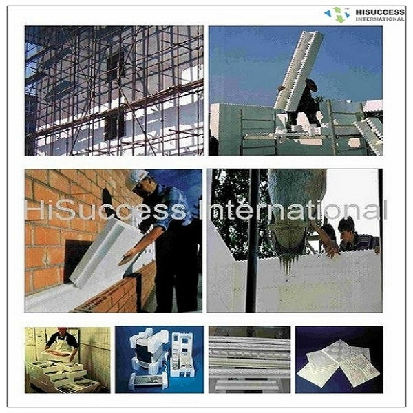 EPS Production Line, EPS Machine, Expanded Polystyrene Machine
