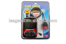 HOT ! CAN OBD2 Color-screen auto scan tool for petrol and diesel car / car code reader with free update T20 -view live data
