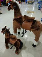 2016 New Design Mechanical Horse Adult&Kids Ride Zippy&Lovely Animal Toy For Sale