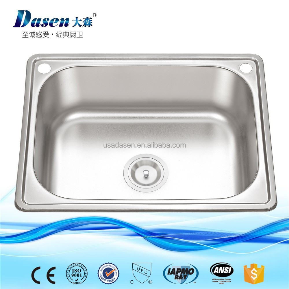 Stainless steel mat color portable basin sink unit Foshan factory