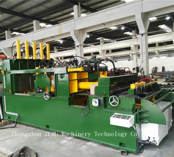 Corrugated Transformer Tank Forming Machine