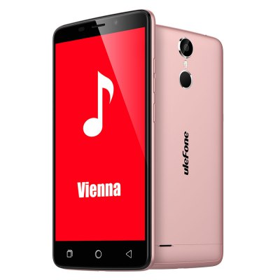 Pre-sell Ulefone Vienna 5.5inch smart phone Fingerprint ID Corning Gorilla Glass Screen