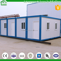 container manufacturing prefab house for construction site 1 kitchen mobile modern villas design