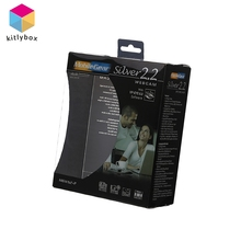 Universal Mobile Phone Case Package & Transparent Plastic Packaging Box