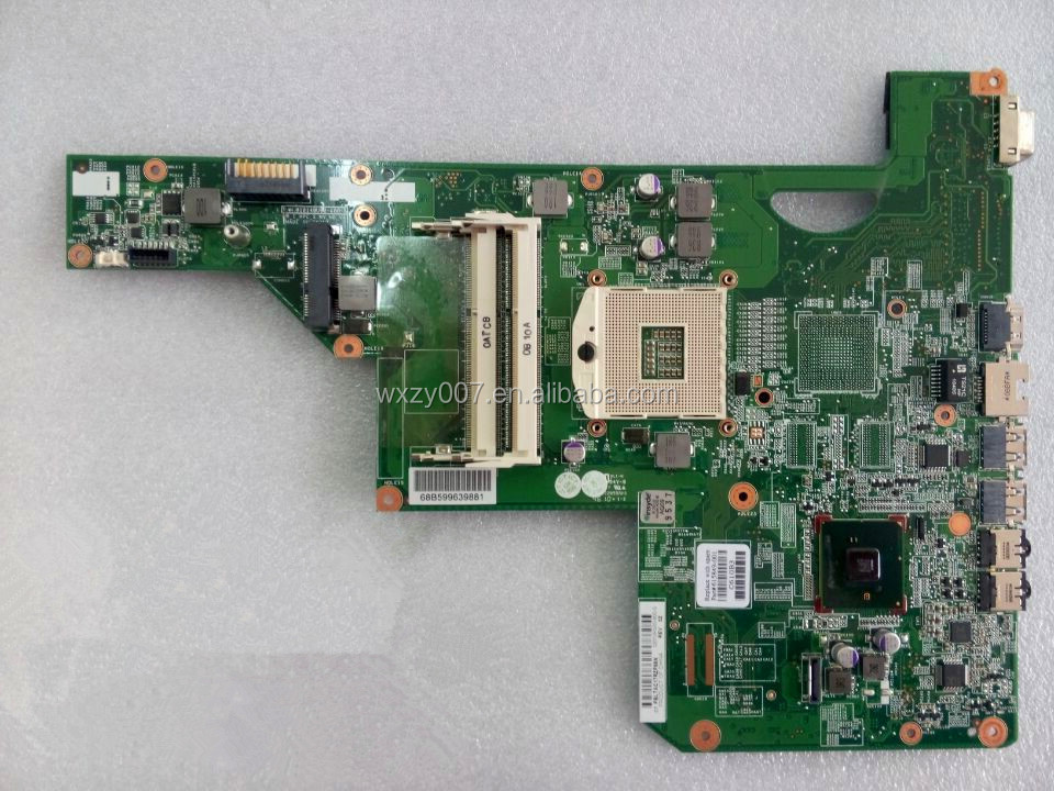 For HP G62 G72 Laptop Motherboard 605903-001 Mother board 100% tested