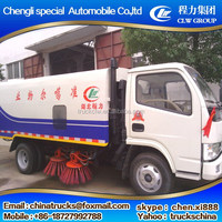 Top level best selling mini vacuum road sweeper truck for sale