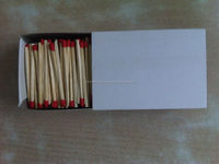 STRIKE ANYWHERE INDIAN SAFETY MATCHES
