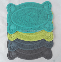 Hot selling pet dog products high quality silicone pet mat
