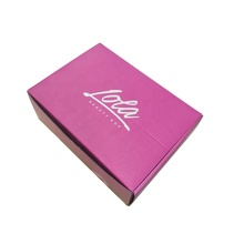 Wholesale flat shipping custom design with <strong>double</strong>-sided printing packaging boxes for shoes