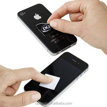 new adhesive microfiber screen cleaner,sticky mobile phone wipes