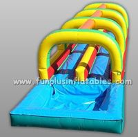 Inflatable waterslides.Slide inflatables F4124