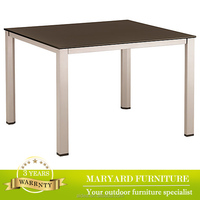 Stainless steel tea table MY112-F