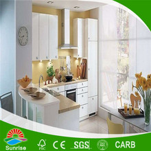 Factory Colorful PVC Wrapped MDF Cabinet Door With high quality