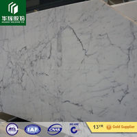 Splendid low price snow italian statuario white marble slab first class
