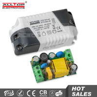 Plastic case constant current 500ma 8w 12v led driver