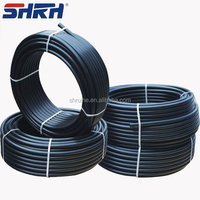 Polyethylene hdpe pe 63 80 100 pipe for irrigation