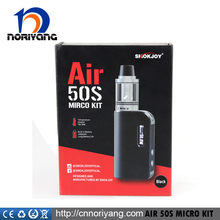 Original Smokjoy AIR 50 TC Starter Kit with 1200mAh Air 50s micro kit 1400mah